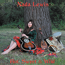 Sweet and Wild CD Cover